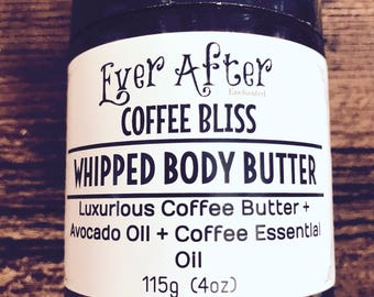 Coffee Bliss Whipped Body Butter