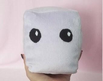 Lavender Cube Plushie!
