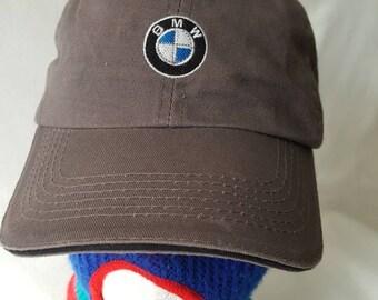 Vintage BMW Strapback dad hat BMW Lifestyle cap Lexus Mercedes
