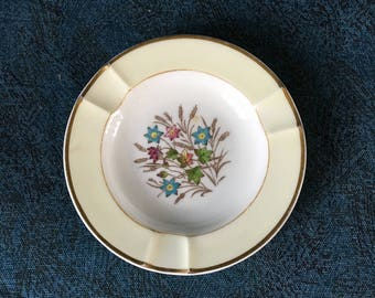 Vintage Wedgwood Sandringham Blue Ashtray