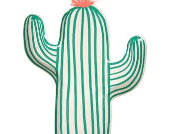 Meri Meri: Cactus Plates