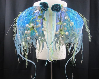 Gorgeous Resting Fairy Water Wings - Ready to Ship