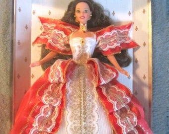 Holiday Barbie  1997 - Special Edition