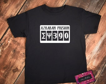 Prisoner Of Azkaban Geek Adult T-Shirt