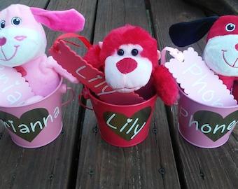 Valentines Buckets