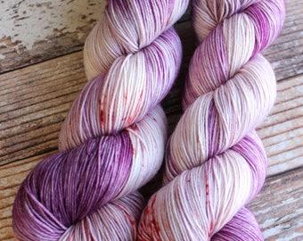 Isabel - Bliss - Hand Dyed Yarn - 75/25 Superwash Merino/Nylon