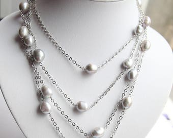 "Necklace ""Pearl Dream"""