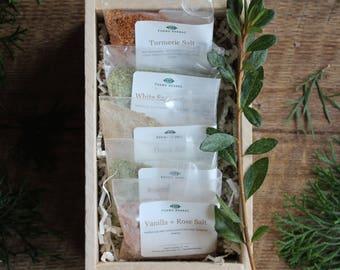 Salt Sampler Gift Set