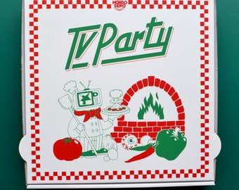 TV PARTY BOOK