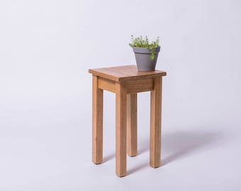Tasmanian Oak Side Table