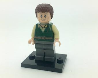 Blake's 7 - 'Blake' custom LEGO minifigure