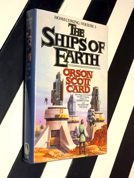 The Ships of Earth by Orson Scott Card (1994) first edition book
