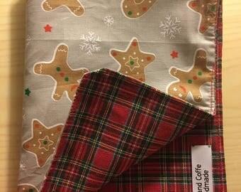 American Gingerbread Cookie Mat