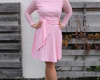 Flirty Bubblegum Pink Dress