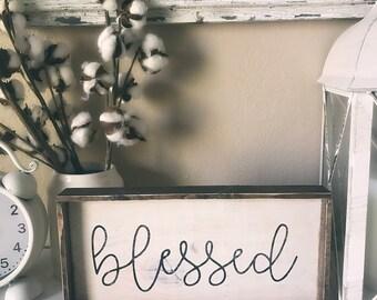 Blessed Shelf Sitter