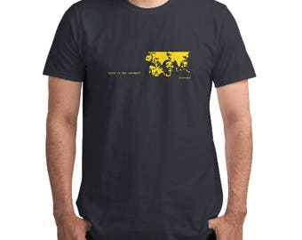 Where Is The Courage T-Shirt, Unisex