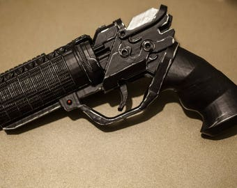Blade Runner 2049 inspirited  - Officer K's blaster  pistol gun KIT cosplay  prop