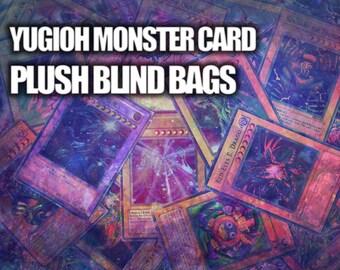 Yugioh Monster PLUSH Blind Bags Surpise Plushies