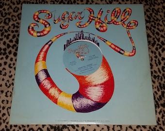"The Sugar Hill Gang ""8th Wonder"" 12"" Single [Vinyl Record] 1970s Vintage Hip Hop New York Rap Record SH-553 80s Hip Hop Record DJ Breakbeats"