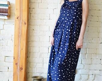 Cotton Maxi Dress for Women, Summer Maxi Dress, Oversize Dress, Long Dress, Party Dress, Sleeveless Dress, Wedding Dress, Casual Dress