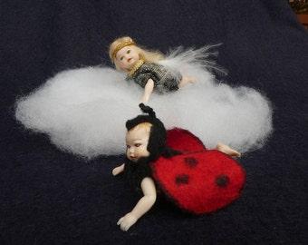 Baby Heidi Ott, Angel or Sarantontón