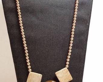 Gemotrick necklace