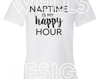 Naptime is my happy hour