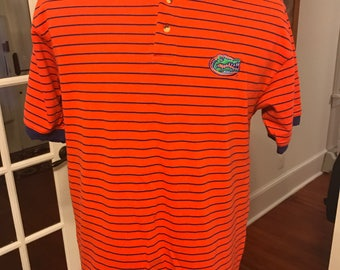 Classic College University of Florida Gators Polo Shirt