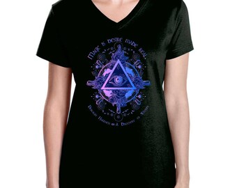 Magic Is Desire Made Real, Discovery of Witches inspired t-shirt