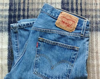 Levis 501 Jeans - Clean and Ready to Wear!