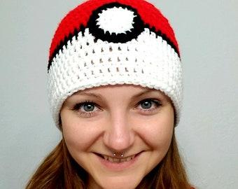 Pokémon Pokéball Hat