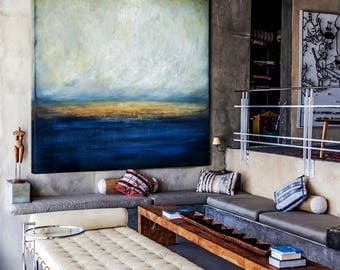 Large Decor Art Painting For Extra Wall
