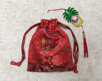 smallbags Chinese fabric.