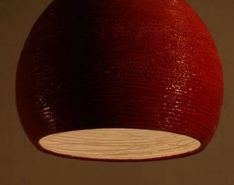 Lighting - Pendant Lamp - Home decor lighting - light fixture - ceiling light - custom lighting - Restaurant lighting - pottery - home decor