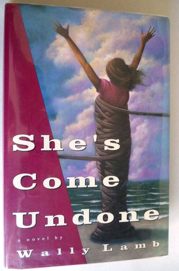 She's Come Undone 1992 by Wally Lamb - Signed 1st Edition Hardcover HC w/ Dust Jacket - Oprah Book Club Recommendation