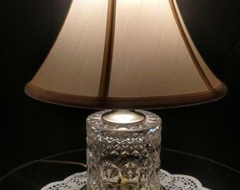 Boudoir lamp | Etsy