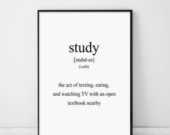 Study | Definition of Study by Merriam-Webster
