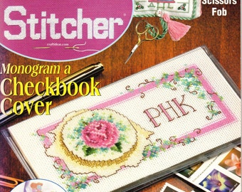 The Cross Stitcher Magazine - June 2001