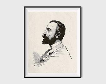 Vintage Barber Shop Decor, Barber Shop Art, Barber Shop Print, Barber Shop Poster, Barber Shop Wall Art, Barber Posters, Barber Pictures