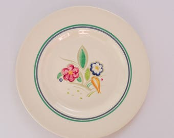 Susie Cooper 'Nosegay' Dinner Plate