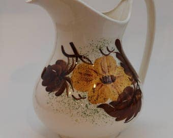 Cash Family Clinchfield Pottery Small Pitcher