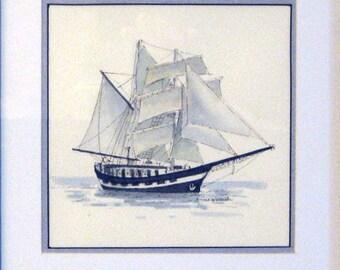Sailing Ship #1