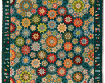 Moncarapacho Quilt - Millefiori Quilts 3 by Willyne Hammerstein
