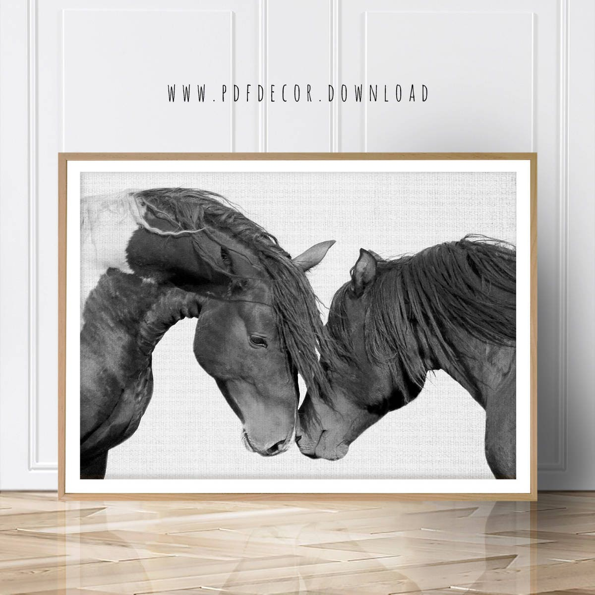 Horses Heads Art Print ,Horses Wall Art, Animal Print ,Horses Photo, Art  Print, Prints ,Animal Wall Art, Horse, Animals Art Printable ,Art