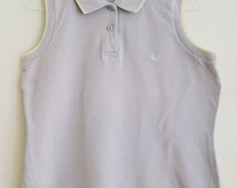 Vintage Fred Perry Polo Shirt Vest