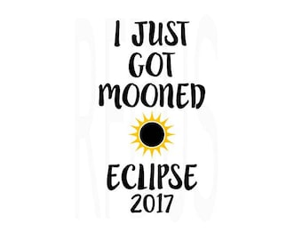 Total Eclipse 2017 SVG, solar eclipes 2017 svg, easy cricut cutting file, Eclipse 2017 svg, vector svg, moon svg, sun svg, I blacked out svg