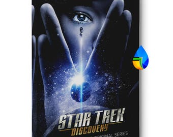 Canvas HD, Star Trek: Discovery, Movie Poster, #1
