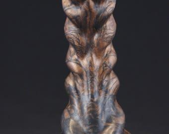 Small Monarch (Copper/Black Marble)