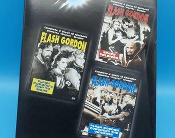 Flash Gordon 3 DVD Set