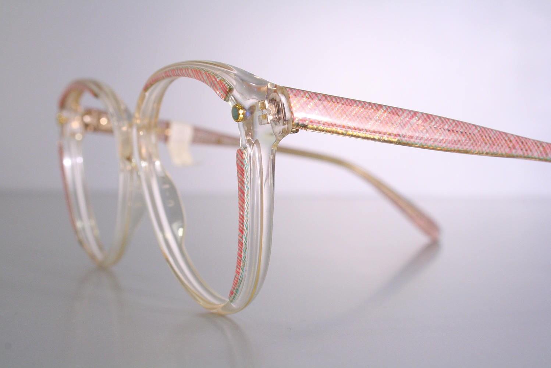 Unworn 80\'s SAFILO ELASTA KID Girls\' Pretty Translucent Clear Pink ...